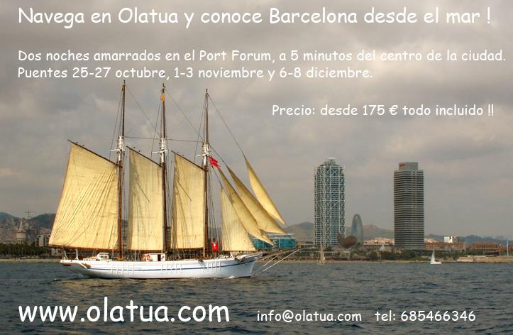 Navega por Barcelona