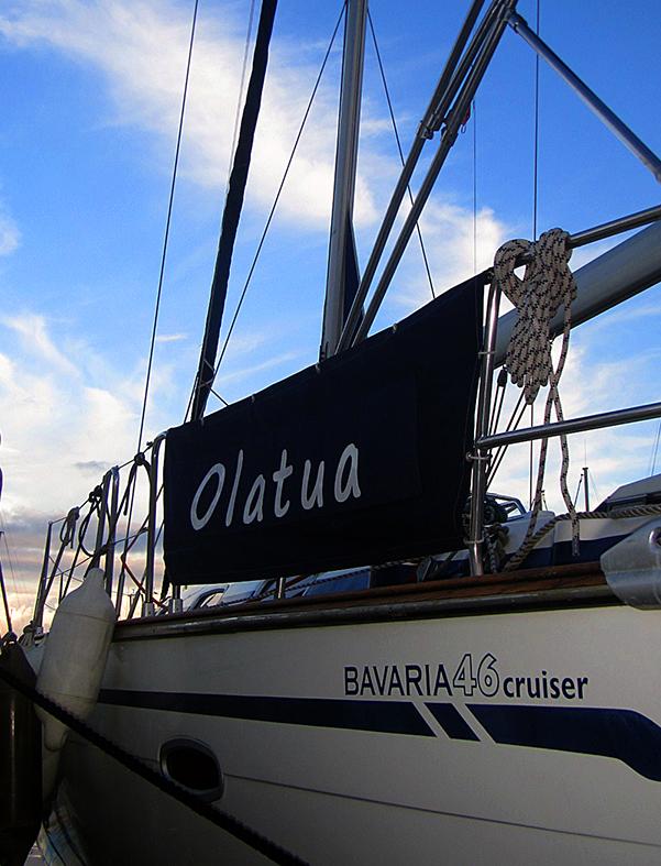Olatua II Bartzelonan